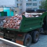 Вывоз мусора. ГАЗель.ЗиЛ.КАМаз. Грузчики, Новосибирск