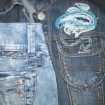 Продам джинсы. Размер 25, 26, Новосибирск