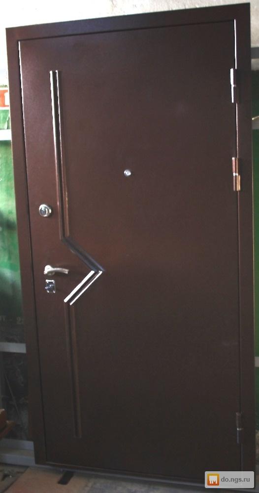 металлические двери для подъезда масса