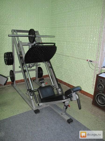 Оборудование для тренажерного зала и инвентарь Цена - 165000.00 руб., Новосибирск - НГС.ОБЪЯВЛЕНИЯ