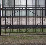 Металлические заборы, заборы из профлиста, ворота из профнастила, Новосибирск