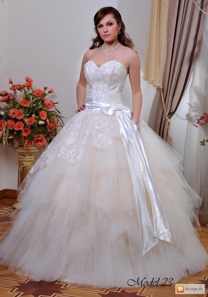 Свадебные платья на прокат новосибирск