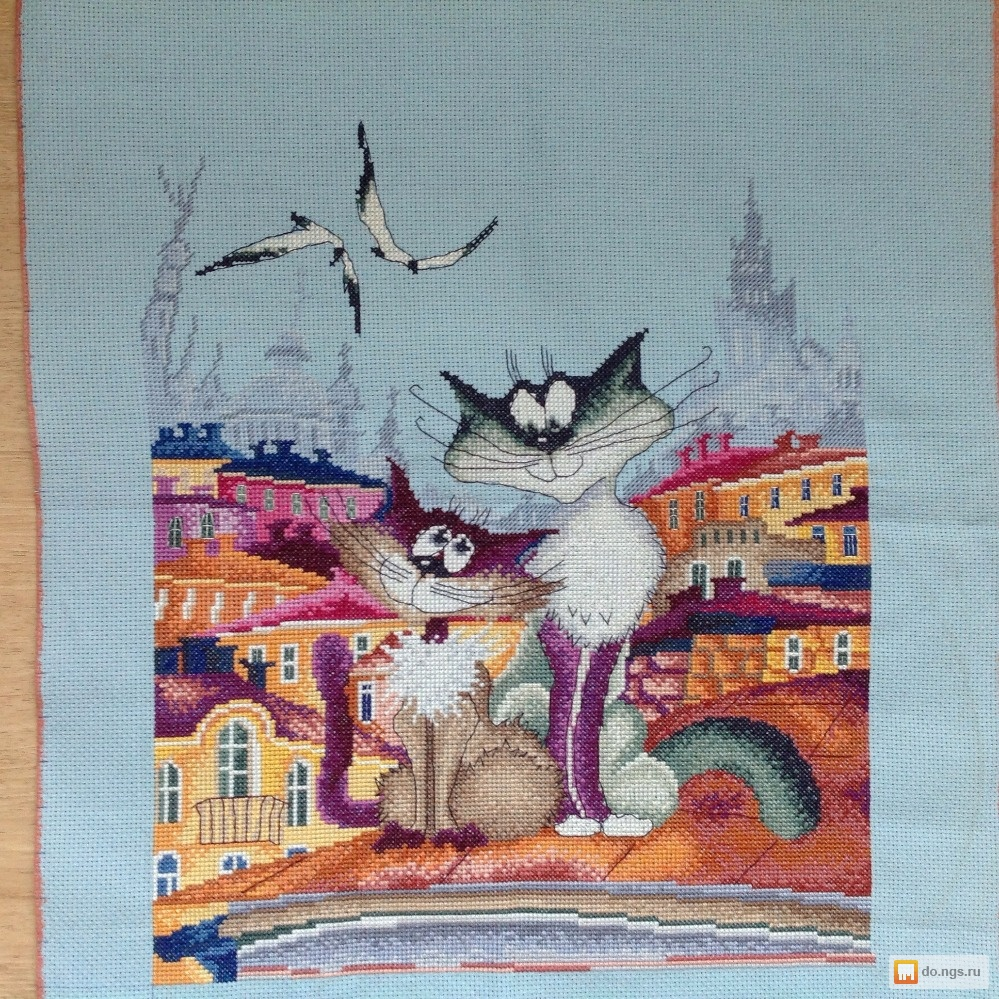 Купить готовые вышивки крестиком в екатеринбурге