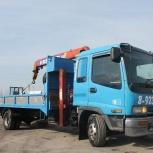Услуги самогруза-эвакуатора недорого, Новосибирск