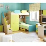"""Детская мебель """"Смайли""""  комплект, Новосибирск"""
