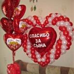 Праздничная выписка из роддома, Новосибирск