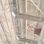 Изготовление и монтаж вентиляционных и водосточных систем., Новосибирск