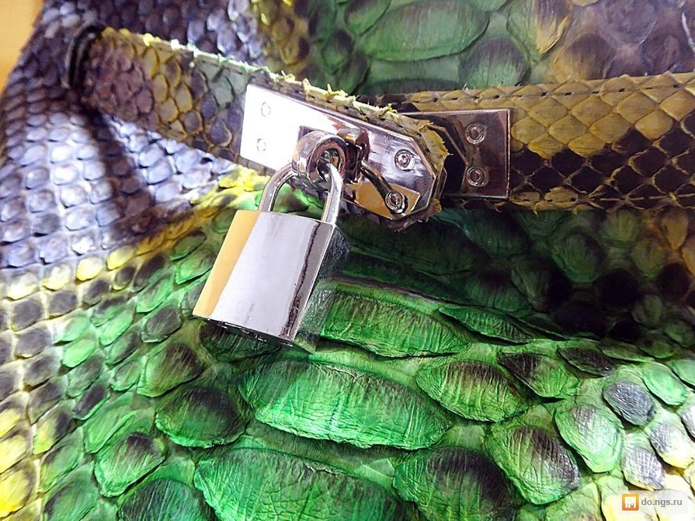 Сумки из крокодила - sormandru