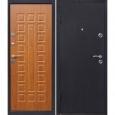 Дверь входная Йошкар (Венге, Карпатская Ель, Золотистый дуб), Новосибирск