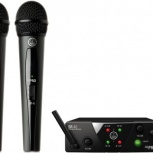 Вокальная радиосистема AKG WMS40 PRO MINI2 VOCAL US45A/C, Новосибирск