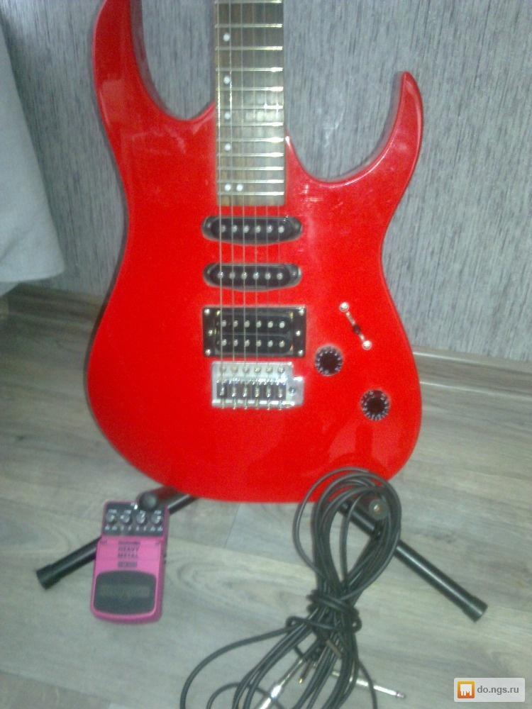 Продам гитару в хорошем состоянии без трещин и сколов