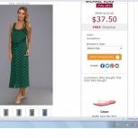 Новое платье MIHAEL KORS, XL (примерно на 56 размер), Новосибирск