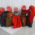 Мастер класс Кукла на «Богатство»., Новосибирск