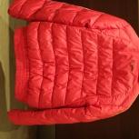 Продам куртку Adidas д/девочки рост 140-146 см, Новосибирск