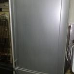 Холодильник lg серебристый б/у гарантия. Доставка, Новосибирск