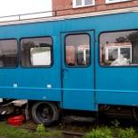 Будка из алюминия (автомобильная), Новосибирск