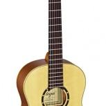 Ortega R121-3/4 Гитара классическая 3/4, Новосибирск