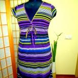 Платье трикотажное. Разм. 42-44, Новосибирск