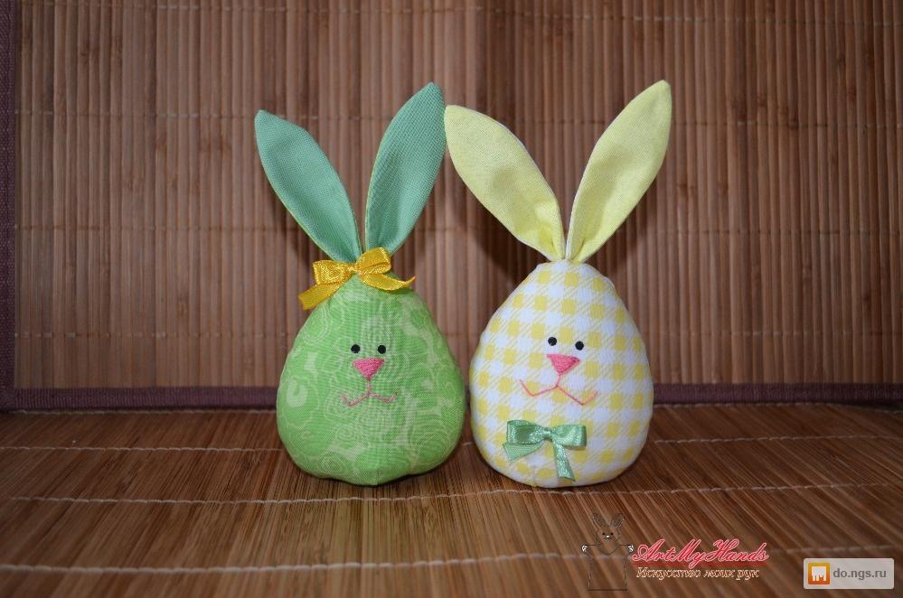 Яйца кролики на пасху своими руками - Theform1.ru