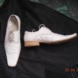 туфли белого цвета, Новосибирск
