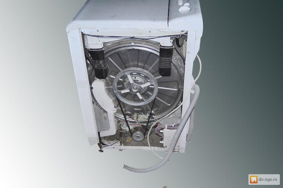 Ремонт стиральной машины вертикальной загрузки своими руками