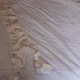 Продам красивое белое одеяло на выписку, Новосибирск
