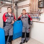Монтаж отопления коттеджей, дач, Новосибирск