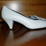 Продам белые туфли, Новосибирск