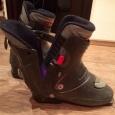 Продам горные лыжи с ботинками, Новосибирск