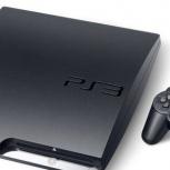 Приставка Sony Playstation 3 Slim 250 Gb, Новосибирск