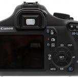 Зеркальная камера Canon EOS 1100D Kit 18-55mm, Новосибирск