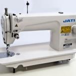 Прямосрочная швейная машина jati-8700 с серводвигателем новая, Новосибирск