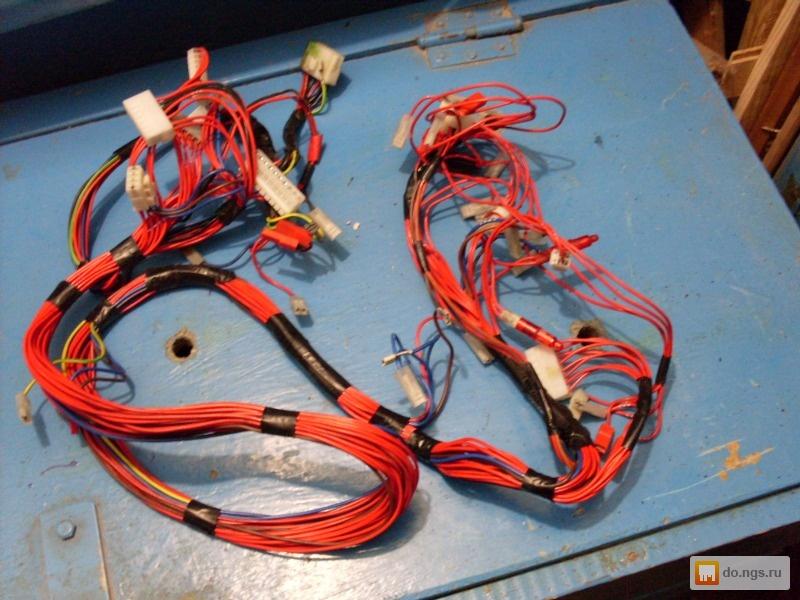Провода стиральной машины