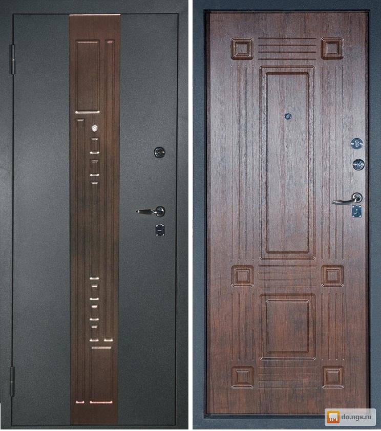 входная дверь от завода
