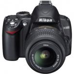 Куплю фотоаппарат  Nikon D3000 или D3100!, Новосибирск