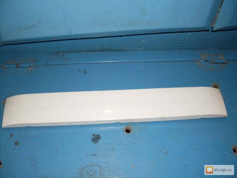 Нижняя панель стиральной
