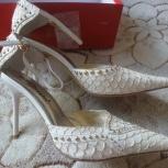 Свадебные туфли Helen Dougles, Новосибирск