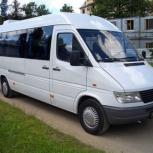 Микроавтобусы от 7 до 18 мест и авто без посредников, Новосибирск
