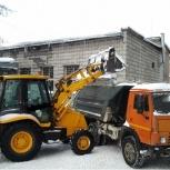 Уборка, вывоз снега в Новосибирске и нсо, Новосибирск