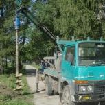 Услуги бурояма (ямобура), Новосибирск