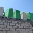 Газобетонные стеновые блоки, Новосибирск