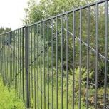 Продам ворота металлические, из профнастила,  калитку металлическую, Новосибирск