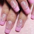 Обучение наращиванию ногтей. Миндальная форма «ALMOND» (гель), Новосибирск