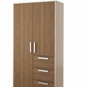 Шкаф 2-х дверный с ящиками СТЛ-112.02 (Столлайн), Новосибирск