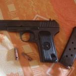 Макет пистолета тт-33 образца 1933 года, Новосибирск