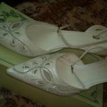 Свадебные туфли, Новосибирск