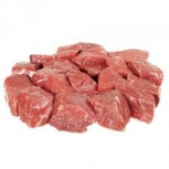 Мясные продукты для собак гуляш-говядина без кости, Новосибирск