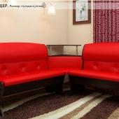 Кухонный уголок  Лидер (Форт), Новосибирск