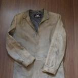 Продам куртку женскую. Кожа, новая, размер 46-48, Новосибирск