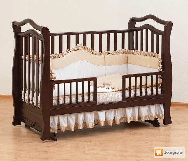 Детские кроватки  новосибирск